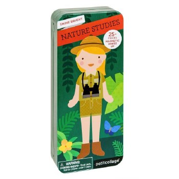 Magnetic Dress Up Nature