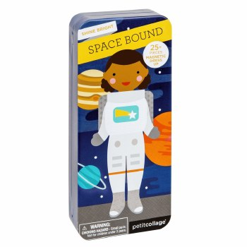 Magnetic Dress Up Space