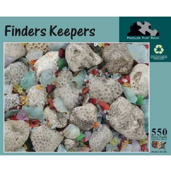 Finders Keepers Puzzle