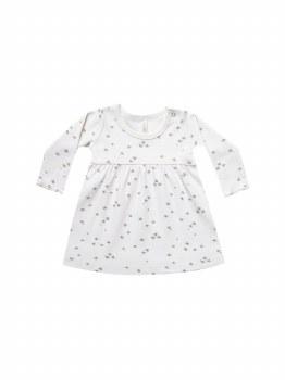 Baby Dress Ivory 18-24m