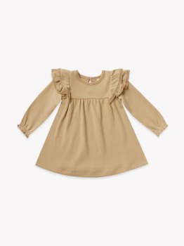 Flutter Dress Honey 6-12m