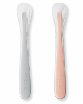 Easy Feed Spoons Pink
