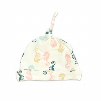 Knot Hat Seahorse 0-6m