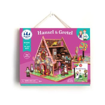 Hansel and Gretel Book and Pla
