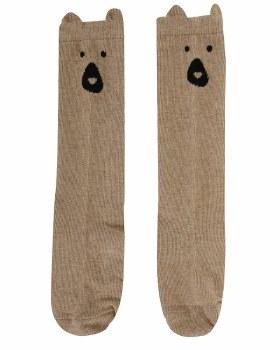 Brown Bear Knee Highs 6-12m