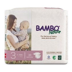 Bambo Nature Diapers 3
