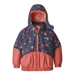 Baby Snow Jacket Blue 4T
