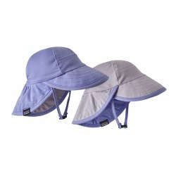 Capilene Hat Violet 5T