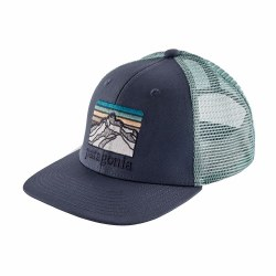 K's Trucker Hat Ridge Blue