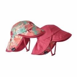 Capilene Hat Wild Pink 24m