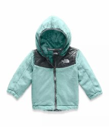 Oso Hoodie Windmill Blue 12m