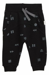 Knit Pant Rewind Black 5