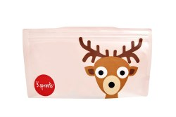 Snack Bag (2 pack) Deer