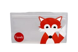 Snack Bag (2 pack) Fox
