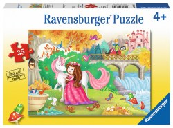 Afternoon Away 35pc Puzzle