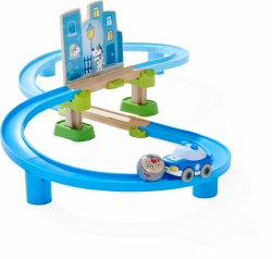 Kullerbu Play Track Police Car