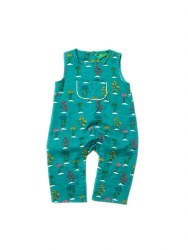 Dungarees Spring Bloom 18-24m