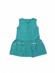 Run Free Dress Emerald 12-18m