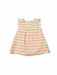 Frill Dress Sunset 18-24m