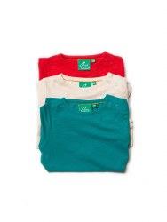 Essential Tee Red 2-3Y