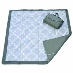 Outdoor Mat 7x5 Stone