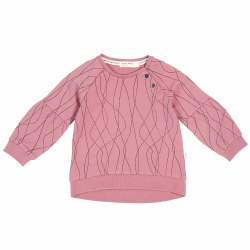 Alpine Pink Sweatshirt 2