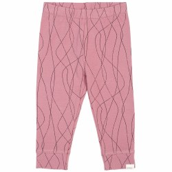 Alpine Pink Leggings 2