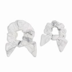 Mommy + Me Scrunchie Marble