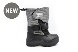 Trek Boots Heather Grey 13