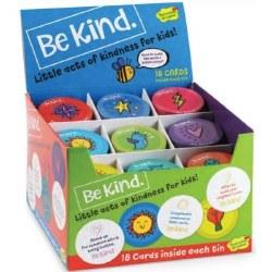 Be Kind Tins