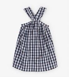 Cherries Criss Cross Dress 2T