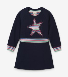 Rainbow Star Dress 3