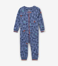 Coverall Puppy Pals 12-18m