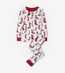 PJ Set Holiday Stockings 4