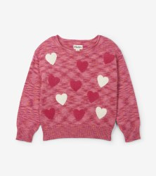 Cute Hearts Sweater 4