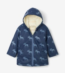 Sherpa Splash Jacket Moose 4