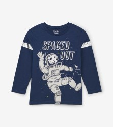 L/S Tee Spaced Out 6