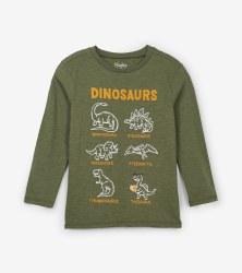 L/S Tee Dino Chart 2