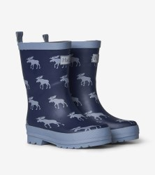 Rain Boots Moose 8
