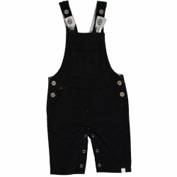 Black Cord Overalls 6-12m