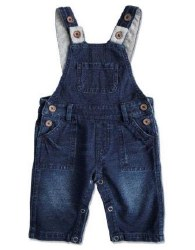 Denim Effect Overalls 18-24m