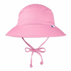Breatheasy Bucket Hat Pink 0-6