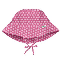 Bucket Hat Pink Shell 0-6m