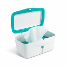 Perfect Pull Wipes Dispenser Teal