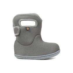 Baby Bogs Grey 5T