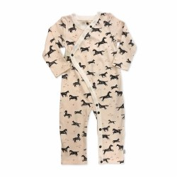 Coverall Wild Horses 3-6m