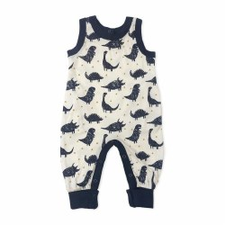 Playsuit Dinos 4t-5t
