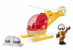 Firefighter Helicopter