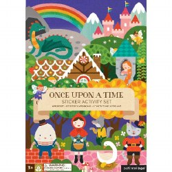 Sticker Activity Set Once Upon A Time