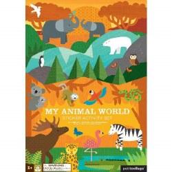 Sticker Activity Set My Animal World